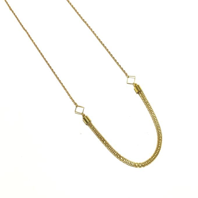 basic necklace - golden