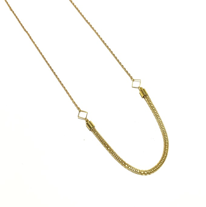 basic necklace - golden