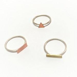 minimal triangle ring