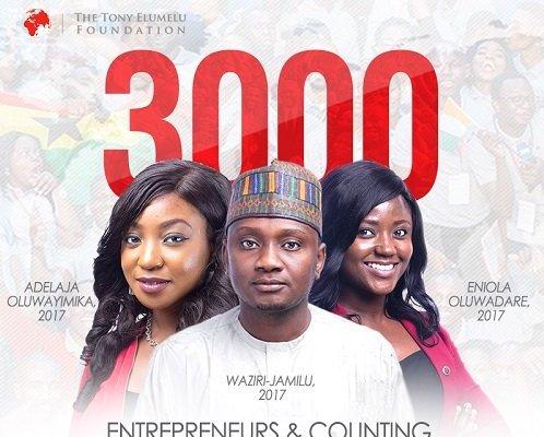 Tony Elumelu Foundation Entrepreneurial Program
