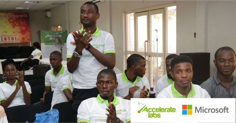 Apply for the Accelerate Labs Empowerment Program