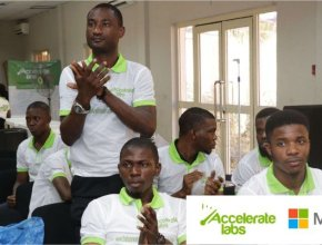accelerate labs call for application