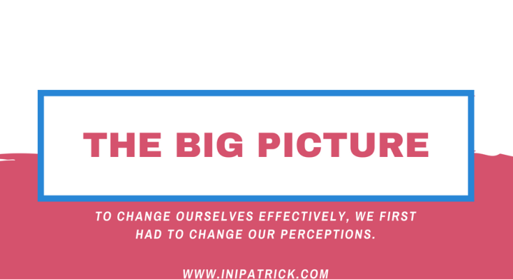 Wisdom Quotes - the big picture