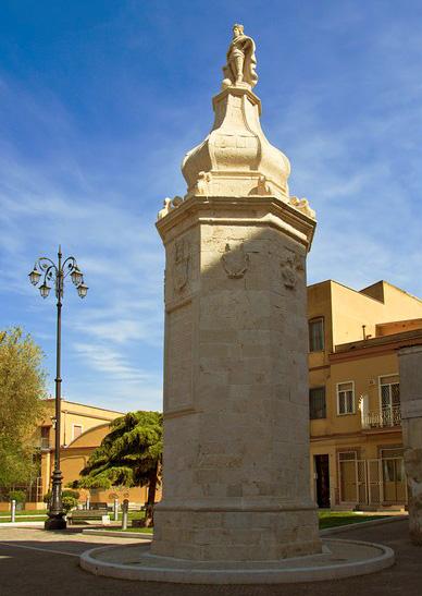 LEpitaffio monumento alla civilt pastorale del Tavoliere  in Italia 24