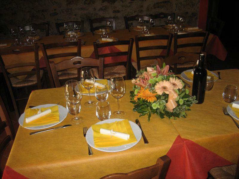 Small farmhouse in the hills  Tuscany Farm wedding venue near Prato Italy