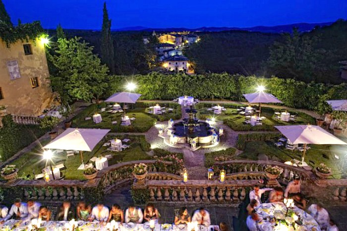Top wedding venue in Tuscany  Tuscany Hamlet wedding venue near Arezzo Italy