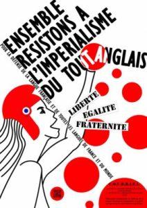 JO : Au profit du tout anglais France 2 attaque la langue française pourtant langue officielle de l'olympisme !