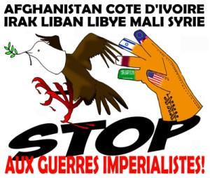 """Déclaration des Assises du Communisme """"Syrie: Halte à la guerre !"""""""