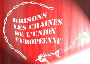 L'Union européenne pour les syndicalistes de la CGT Chimie ? un pouvoir antidémocratique !