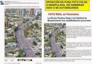 Venezuela : stop à la manipulation médiatique !