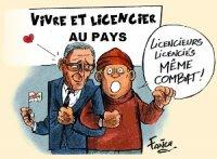 """T Lepaon, la négation de la lutte des classe et le """"syndicalisme"""" d'accompagnement"""