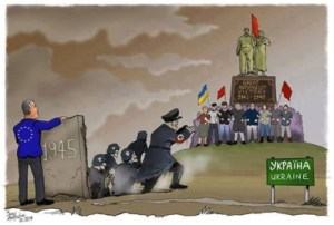 Ukraine : les pro-UE poursuivent le siège du Donbass, prenant en otage les retraités