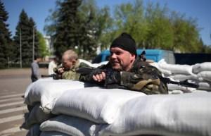 Lugansk entre en guerre contre Kiev, les députés communistes de la région aussi