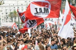 Elections étudiantes en Grèce : renforcement important des communistes