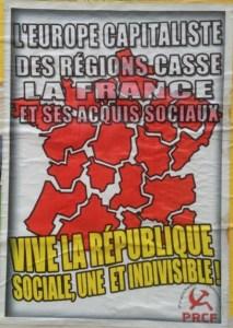 Contre la déclaration de guerre à la France du séparatiste Talamoni : sortir de l'UE pour conjurer l'euro-désintégration de la France