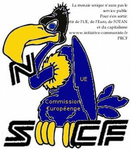 Prise d'otage de la #SNCF par l'UE, chantage odieux de la CFDT et du gouvernement : grève reconduite par les cheminots #jesoutienslagreve #CCN #loitravail