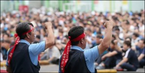 Vague de grèves dans l'automobile en Corée du sud dans les usines Renault, Hyundai et Kia : 100 000 ouvriers dans la lutte