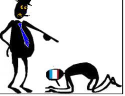 La Commission Européenne menace la France, notre France celle de 36 à 68 chandelles, celle des travailleurs !