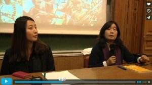 Corée : Contre l'esclavage sexuel des femmes de réconfort – représentation de théâtre coréen le vendredi 5 août à 16h, place Edmond Michelet (Paris 4e)