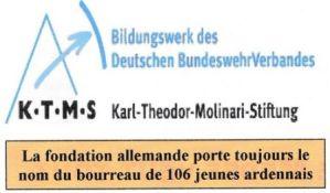 Pétition pour la dissolution de la fondation allemande KTMS !