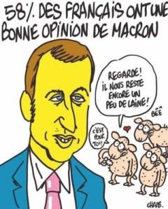 Macron fait taire les médias pour faire la peau à la fonction publique.