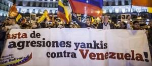 Appel du PCV : journée d'action mondiale de solidarité avec le VENEZUELA le 19 Avril 2015 !
