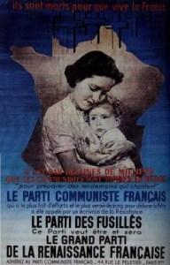 l'appel du 17 juin 1940 : L'APPEL A LA RESISTANCE DE CHARLES TILLON AU NOM DU P.C.F. CLANDESTIN