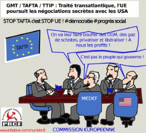 STOP TAFTA GMT PRCF