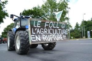 L'agriculture, son ministre s'en fout !