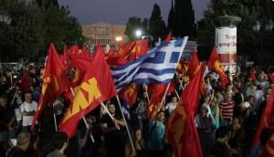 25 MARS : Solidarité de combat avec la Grèce !