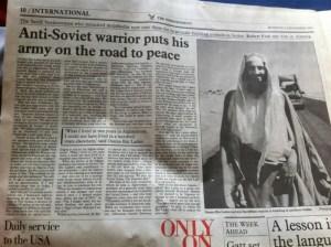 Terrorisme : quand la presse américaine faisait la promotion de Ben Laden et des islamistes