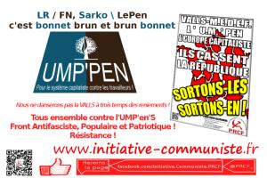 LR et FN, bonnet brun et brun bonnet : Valls appelle à voter choléra pour faire barrage à la peste !