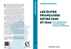 25 mai : Les élites française de 1940 à 1944 : Annie Lacroix Riz invitée sur Radio Galère .