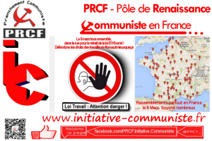 carte manifestations 9 mars