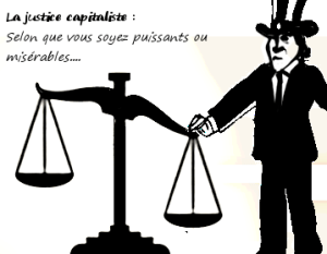 Loic de la Compagnie Jolie Môme relaxé, les goodyears condamnés : les procès politiques continuent