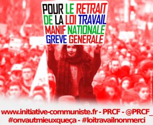 Renforcer l'orientation de lutte de la CGT, organiser une manifestation nationale à Paris : la CGT Goodyear