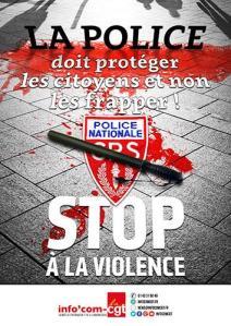 #violencespolicières : le chef de la BAC de Rennes condamné à de la prison !