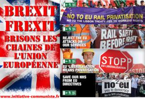 Jeremy Corbyn  et le Labour prêts à bloquer le Brexit pour sauver le libre-échange avec l'Union Européenne  ?