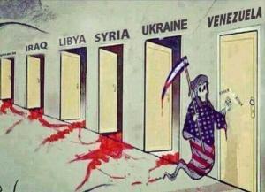 Campagne médiatique contre le Venezuela : cinq grand mensonges de la propagande !