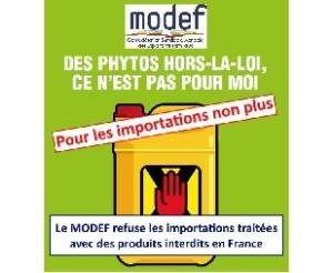 Fruits et légumes de qualité et sains à prix raisonnables ? la vente directe du MODEF en Ile de France montre que c'est possible ! [18 août]