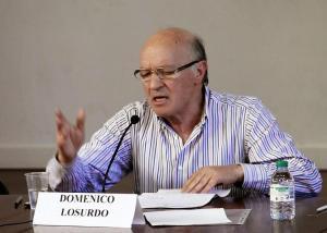 """""""La Lutte des classes"""" entretien avec Losurdo – par Comaguer sur Radio Galère"""
