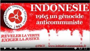#vidéo #Indonésie : le génocide anticommuniste de 1965 reconnu par le TPI1965 – conférence débat à la fête de l'Huma
