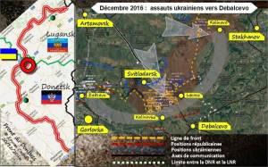 Ukraine : troisième noël sous les bombes pour le Donbass, la junte de Kiev continue de violer les accords de Minsk !