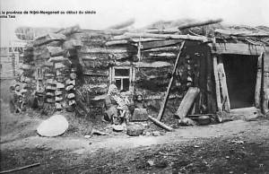 Souvenez-vous de comment était la vie dans les campagnes sous le tsar avant l'URSS !