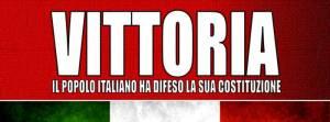 La claque ! le peuple italien dit NON à 60% à la casse européiste de Renzi renziacasa