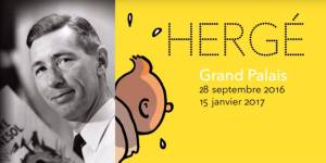 Tintin, Milou, et la politique : à propos de l'expo Hergé au Grand-Palais