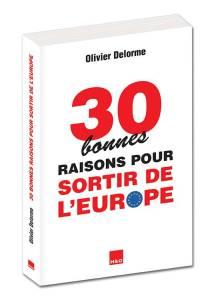 Vers la sortie de l'UE par Olivier Delorme