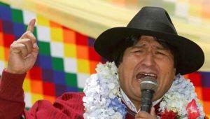 """#NOG20 Evo Morales interpelle le G20 : """"Cessez d'attaquer les migrants, de détruire la nature"""""""
