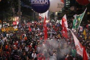 Grève générale au Brésil contre l'austérité : TEMER le président inculpé de corruption