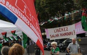Le PRCF mobilisé pour la libération de Salah Hamouri